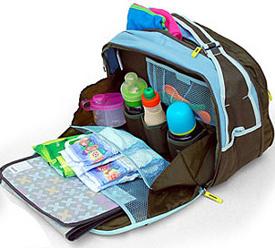 3905b50d19b7 Current Diaper Bag Fads